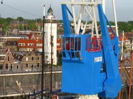 Hotel photo: Havenkraan van Harlingen