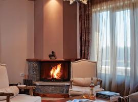 Hotel photo: Nefeles Luxury Residences & Lounge