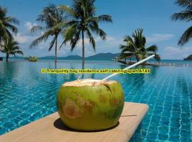 A picture of the hotel: 2 Bedrooms Sea View Apartment Koh Chang A7A8