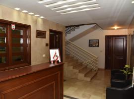Hotel near Lebanon