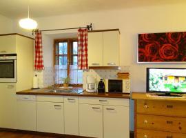 Hotel photo: Landlust-Ferienhaus Am Rosenhof