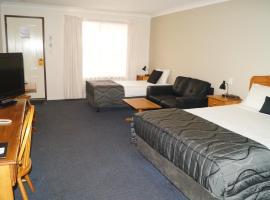 Hotel photo: Asters On James Motor Inn