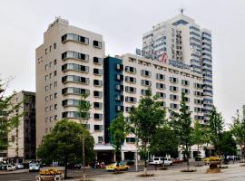 Hotel photo: Jinjiang Inn Select Wuhan Chu Hehan Street Shuiguohu