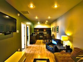 Hotel Foto: City Loft Apartments