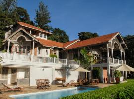 Hotel photo: Onsea House & Machweo Retreat