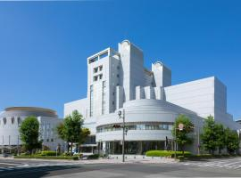 A picture of the hotel: Hiroshima International Youth House JMS Aster Plaza