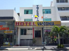 A picture of the hotel: Hotel Vasconia Center