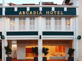 Hotel photo: Arcadia Hotel