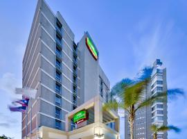 A picture of the hotel: Courtyard by Marriott San Juan Miramar