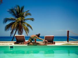 Hotel photo: Casa del Mar Lodge Barahona