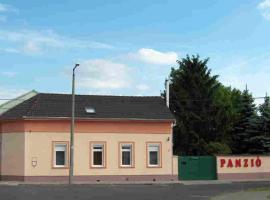 Фотографія готелю: Jáde Panzió