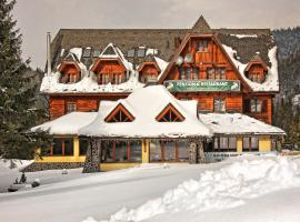 A picture of the hotel: Penzion Energetik