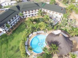 Hotel near Grand Bassam