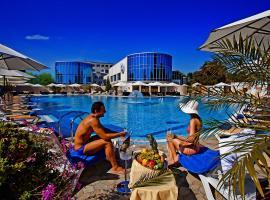 Hotel near Ukraina