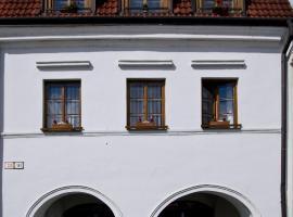 Hotel photo: Apartments Rakoczi