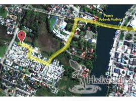 Hotel photo: Hadas Del Lago Valdivia