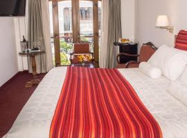 Hotel photo: Hotel Hacienda Plaza de Armas