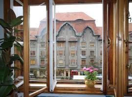 Hotel near Temeşvar