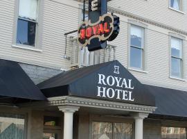Hotel photo: Royal Hotel Chilliwack