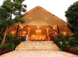 Hotel near Mae Nam Khwae Yai