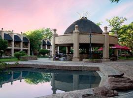 Hotel photo: The Kingdom at Victoria Falls