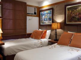 Хотел снимка: Stay Amare Blue Ateneo