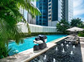 Hotel near Σιγκαπούρη