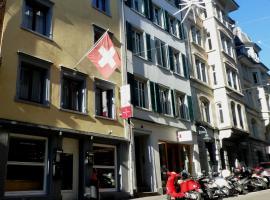 Hotel near St. Gallen