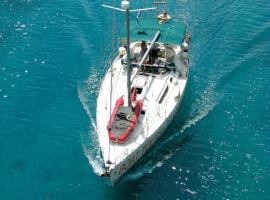 Hotel Photo: Sailboat Thetis