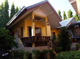 Hotel photo: Fueangfu Villa