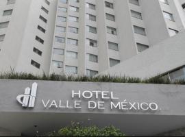 होटल की एक तस्वीर: Hotel Valle de Mexico