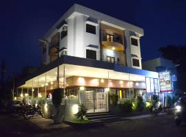 Hotel photo: Hotel Vijay Residency