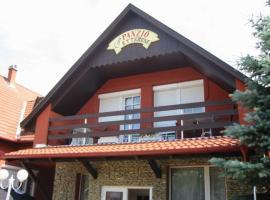 Hotel near Budapeszt