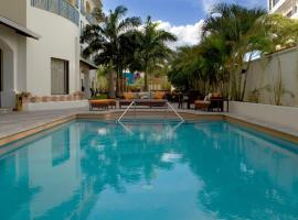 Hotel photo: Courtyard by Marriott Port of Spain