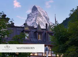 Hotel near Zermatt