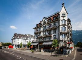Hotel photo: Carlton-Europe Vintage Adults Hotel
