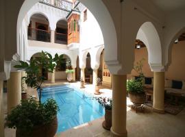 Hotel photo: Riad Berenssi