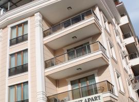 Hotel photo: Almasa Suite Aparts