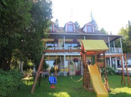 Hotel photo: Motel Des Pays D'En Haut