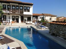 Фотографія готелю: Villa Konak Hotel