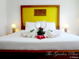 Hotel photo: The Garden Place Pattaya