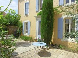 Hotel photo: Maison De Vacances - Sainte-Valière