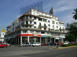 ホテル写真: Hotel Oviedo Acapulco