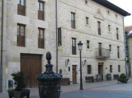 Hotel photo: Arganzón Plaza