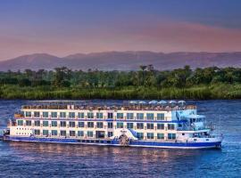 Hotel photo: The Oberoi Philae Nile Cruise - 6 nights and 4 nights