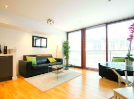 Фотография гостиницы: Mitchell Street Glasgow Apartment
