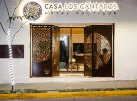 Hotel Photo: Casa los Cantaros Hotel Boutique