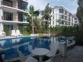 Hotel photo: The Title Phuket apartment