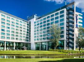Hotel photo: Radisson BLU Hotel Amsterdam Airport