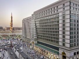 Hotel near Saudi-Arabia